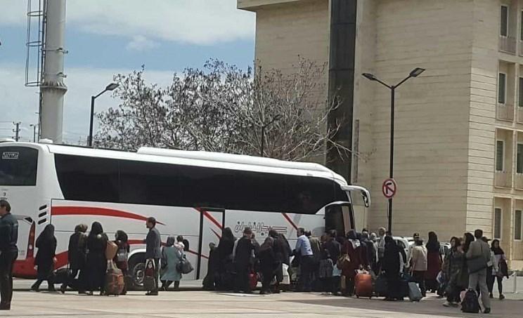 فرشته نجاتِ مسافران قطار تبریز - تهران