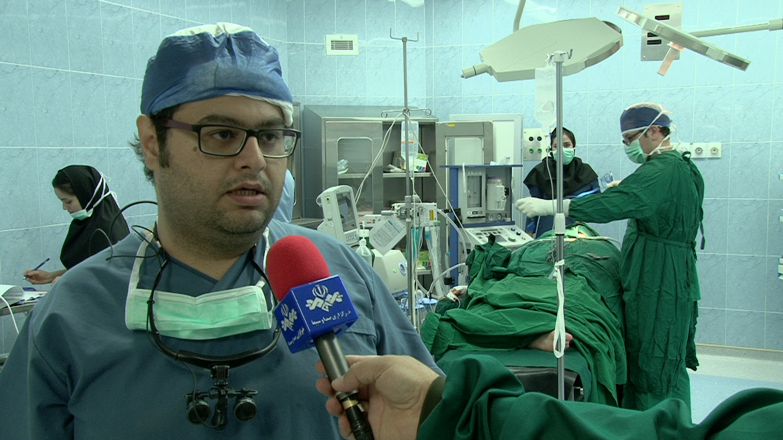انجام موفقیت آمیز عمل جراحی دیسک گردن