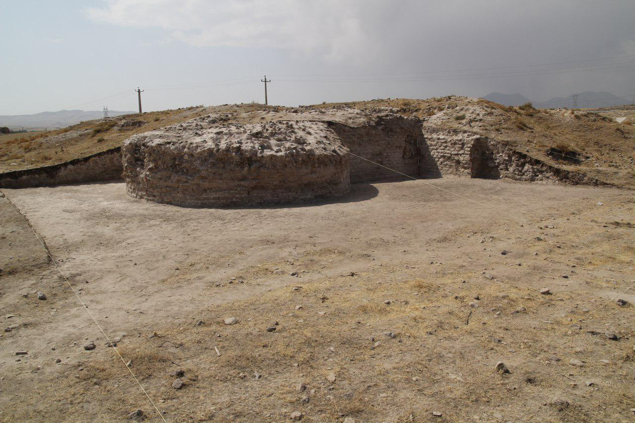 آغاز فصل سوم کاوش باستانشناسی قلعه شهر تاریخی اوجان