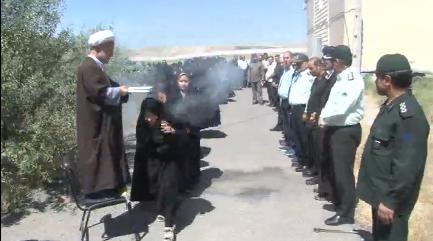 اعزام کاروان راهیان نور بستان آباد به مناطق عملیاتی دوران دفاع مقدس