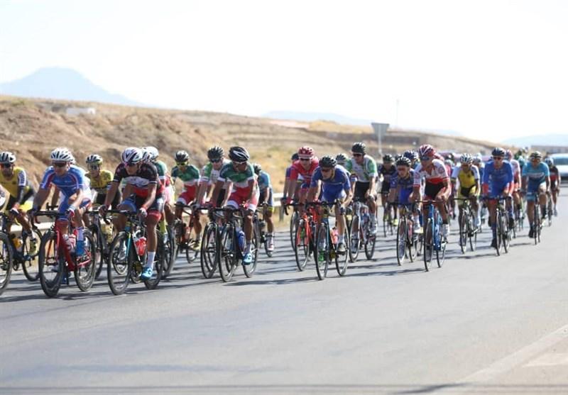 رکابزن قزاق فاتح مرحله چهارم تور ایران - آذربایجان
