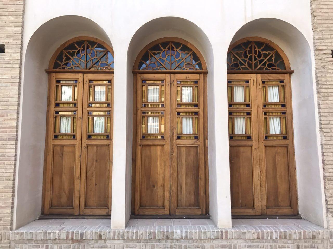 مرمت 18 باب خانه تاریخی و قدیمی در تبریز
