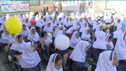 مراسم روز جهانی تخم مرغ در تبریز