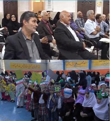 تکریم سالمندان و کودکان در تبریز
