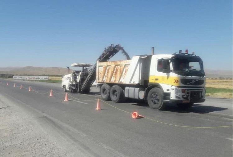 تخصیص اعتبار برای تعمیر جاده آذرشهر_عجب شیر