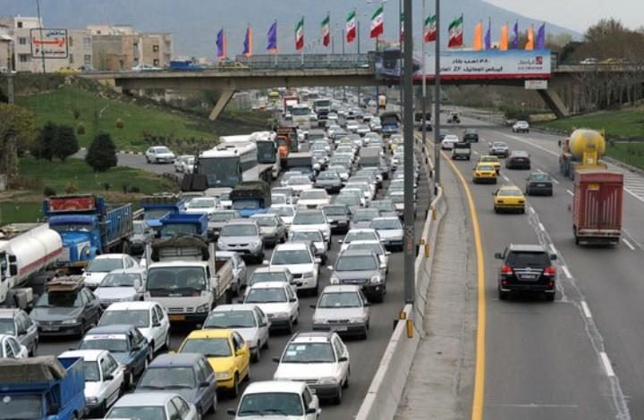 تردد نزدیک به 146 میلیون خودرو در جادههای آذربایجانشرقی